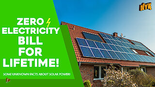 5 facts which make solar panels special
