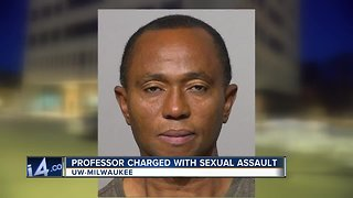 UW-Milwaukee professor charged with sexual assault
