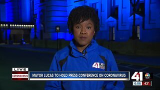 Mayor Lucas to hold press conference on COVID-19