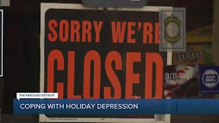 Coping with holiday depression