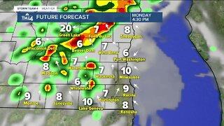 Sunday Night Forecast 6/28/20