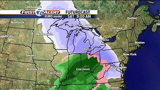Another winter storm expected this weekend in metro Detroit