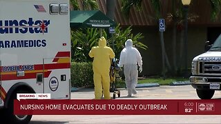 3 residents dead, 39 others evacuated at Pinellas County nursing home