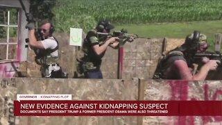 FBI says extremist threatened Trump, Obama in online posts