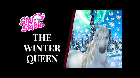 { FREE FALLING } Winter Queen Music Video! Star Stable Quinn Ponylord