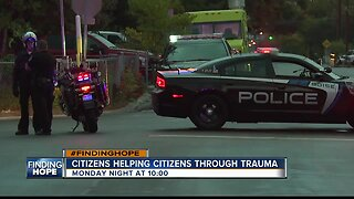 FINDING HOPE: TIP volunteers assist citizens through trauma