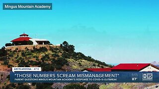 Parents question Mingus Mountain's response to COVID-19 outbreak