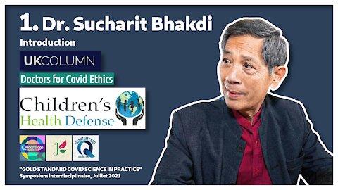 Symposium Covid: #1/16 Introduction du symposium par Sucharit Bhakdi