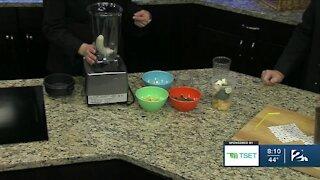 Shape Your Future Healthy Kitchen: Freezer smoothies