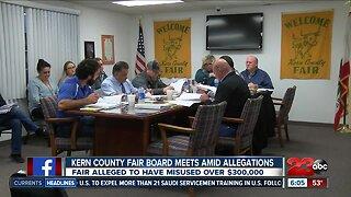 kern county fair meeting