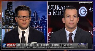 After Hours - OANN Cuomo Controversy with Adam Guillette