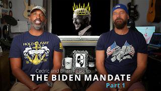 Biden Vaccine Mandate Review Part 1