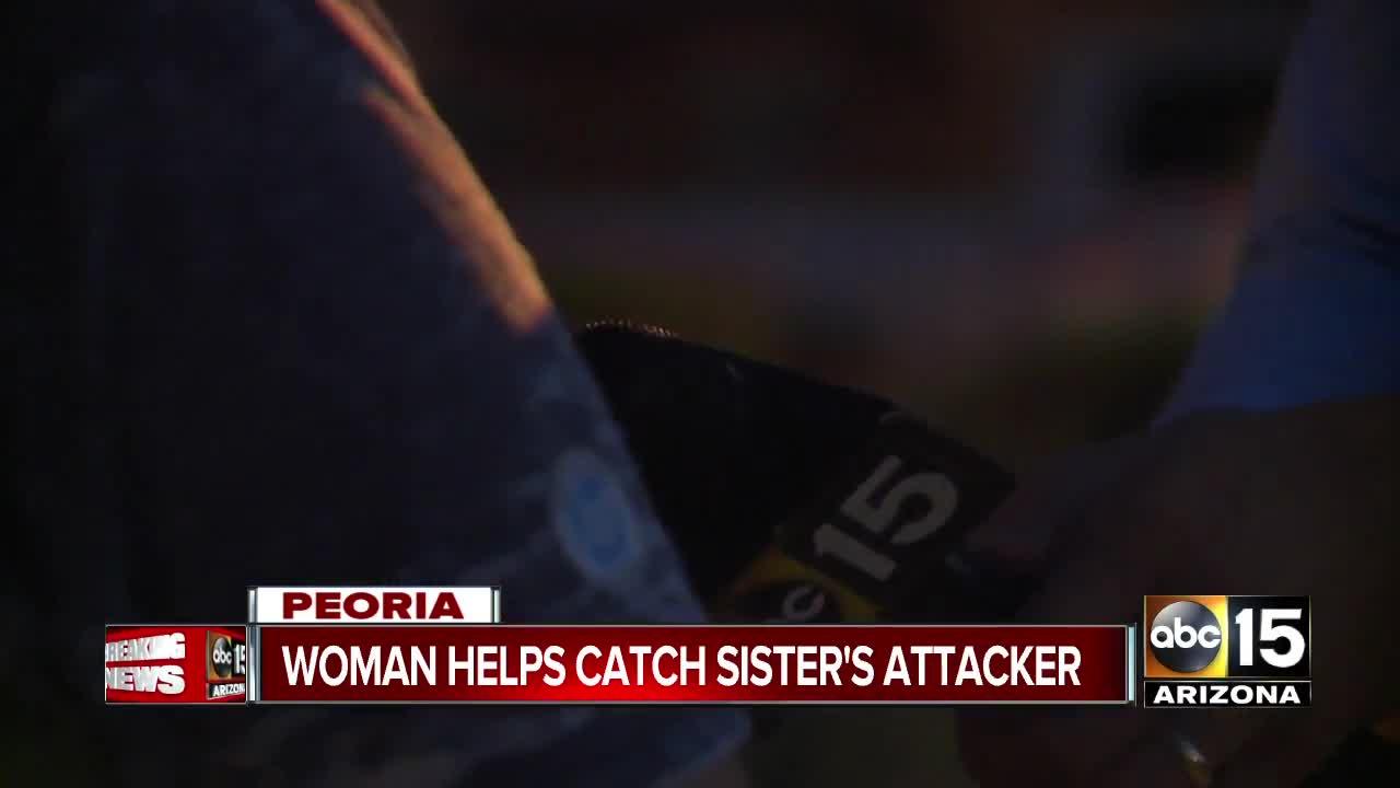 Peoria police arrest sex assault and burglary suspect