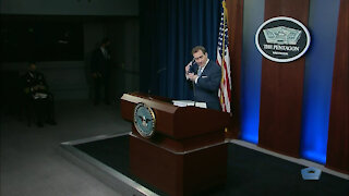 03/01/2021 Pentagon Press Secretary Briefs Media
