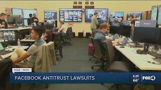 Facebook antitrust lawsuits