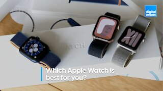 Which Apple Watch is Best for You?