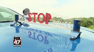 Police crack down on distracted drivers
