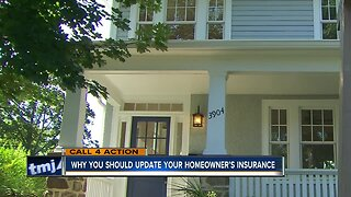 Why you should update your homeowners insurance