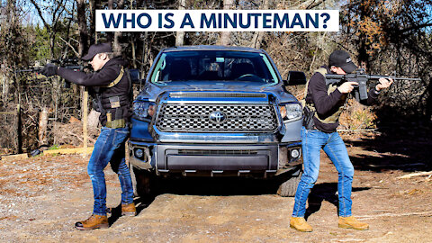 Who is a Minuteman? - Minuteman Gear