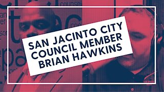 San Jacinto City Council Member Brian Hawkins