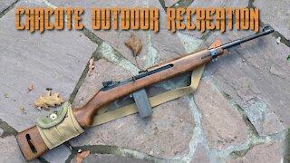 Ruger Custom M1 Carbine .1022