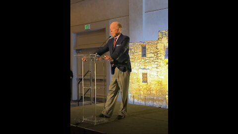 Dr. Hotze gives keynote speech at the Rally Against Censorship in The Woodlands, Texas (7/29/21)