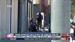 CAPK approved to run new homeless shelter
