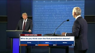 Michigan voters react to Tuesday night's presidential debate