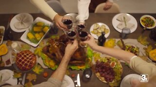 Thanksgiving gatherings can be memorable and small