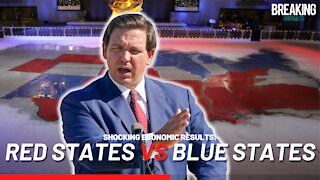 Red vs. Blue States: Here's Who's Winning the Economic battle (And Why)