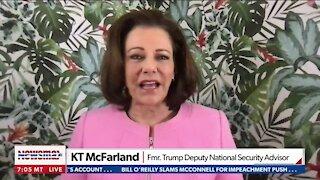 KT McFarland / Fmr. Trump Deputy National Security Advisor - BIDEN INAUGURATION DRAWS CRITICISM FOR MILITARY PRESENCE
