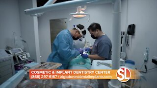 Did you know that Cosmetic & Implant Dentistry Center has all the top dental technology?