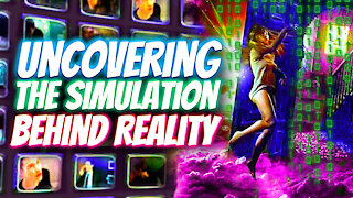 I Think I've Uncovered Something | Uncovering The Simulation Behind Reality