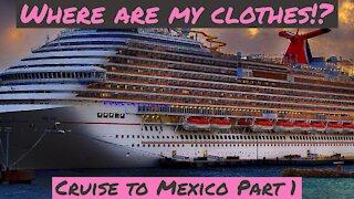 Carnival Cruise to Ensenada Mexico