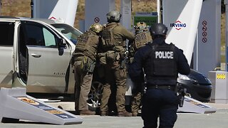 18 Killed In Mass Shooting, Deadliest In Canadian History
