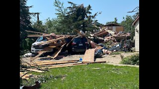 Tornadoes move through 4 Michigan counties leaving miles of damage