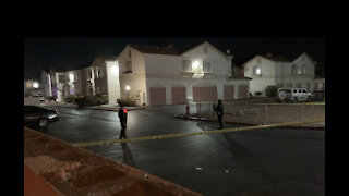 Vegas PD: 3-year-old child killed by gunfire while walking