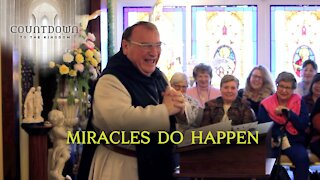 Fr. Michel Rodrigue, Abbot and Exorcist, Shares Miracles of Jesus and the Holy Family