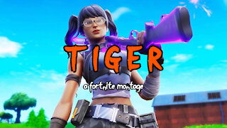 Tiger 🐯 | A Fortnite Montage