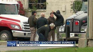 Sheriff's deputy fatally shoots suspect in Elkhorn