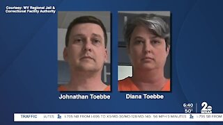 Couple will remain in jail until trial