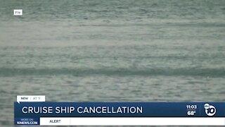 cruise ship cancellation second couple