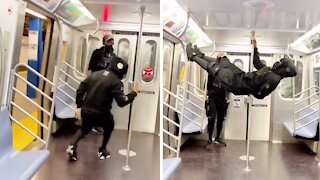 Amazing metro dance moves will leave you mesmerized