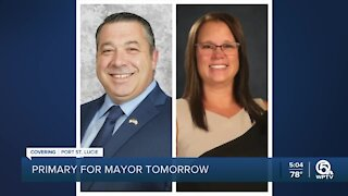 Port St. Lucie to select new mayor during Tuesday election