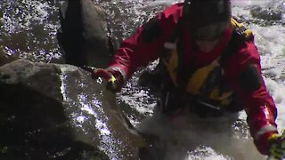 Crews use dogs, drones, dive teams in Poudre Canyon search for woman still missing in July mudslide