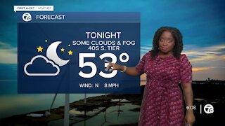 7 First Alert Forecast 6 p.m. Updated, Saturday, August 18
