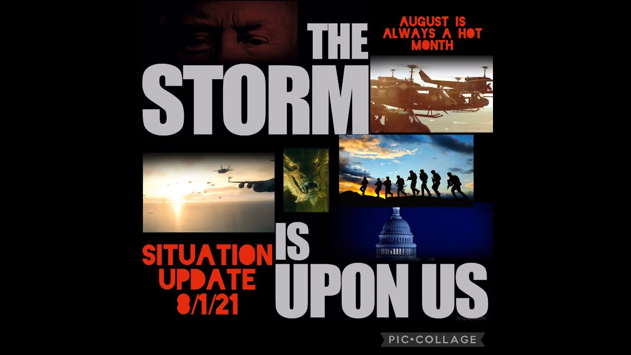 Situation Update: The Storm Is Upon Us! - We The People News Must Video