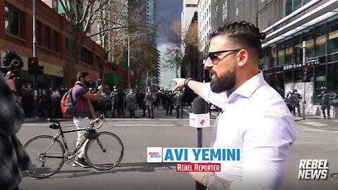Interview with Avi Yemini