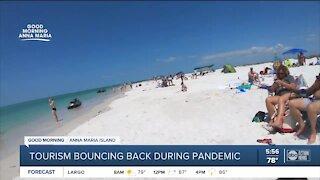 Anna Maria Island tourism thriving during pandemic rebound