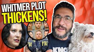 FBI Prosecution of Whitmer Kidnapping Plot Got Even More INTERESTING! Viva Frei Vlawg